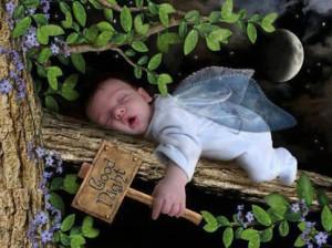 Những món ăn giúp bé ngủ ngon