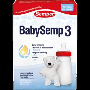 Baby Semp 3 (9-12 tháng)