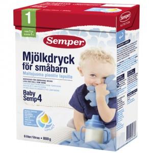 Baby Semp 4 (trên 1 tuổi)