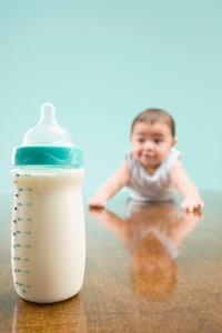 Cách pha sữa Semper Thụy Điển 1,2,3,4