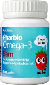 Pharbio Omega-3(DHA) cho bé từ 3 tuổi