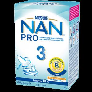 Nan Pro 3(10-15 tháng)