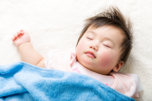 Bí quyết giúp bé ngủ ngon thẳng giấc