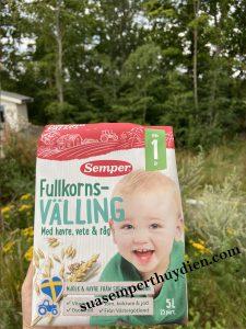Sữa ngũ cốc valling (1 tuổi)